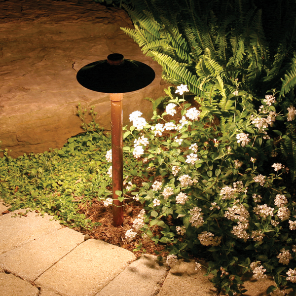 Landscape Lighting Lavender Landscaping Works LLC